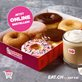 Lieferservice Dunkin Donuts