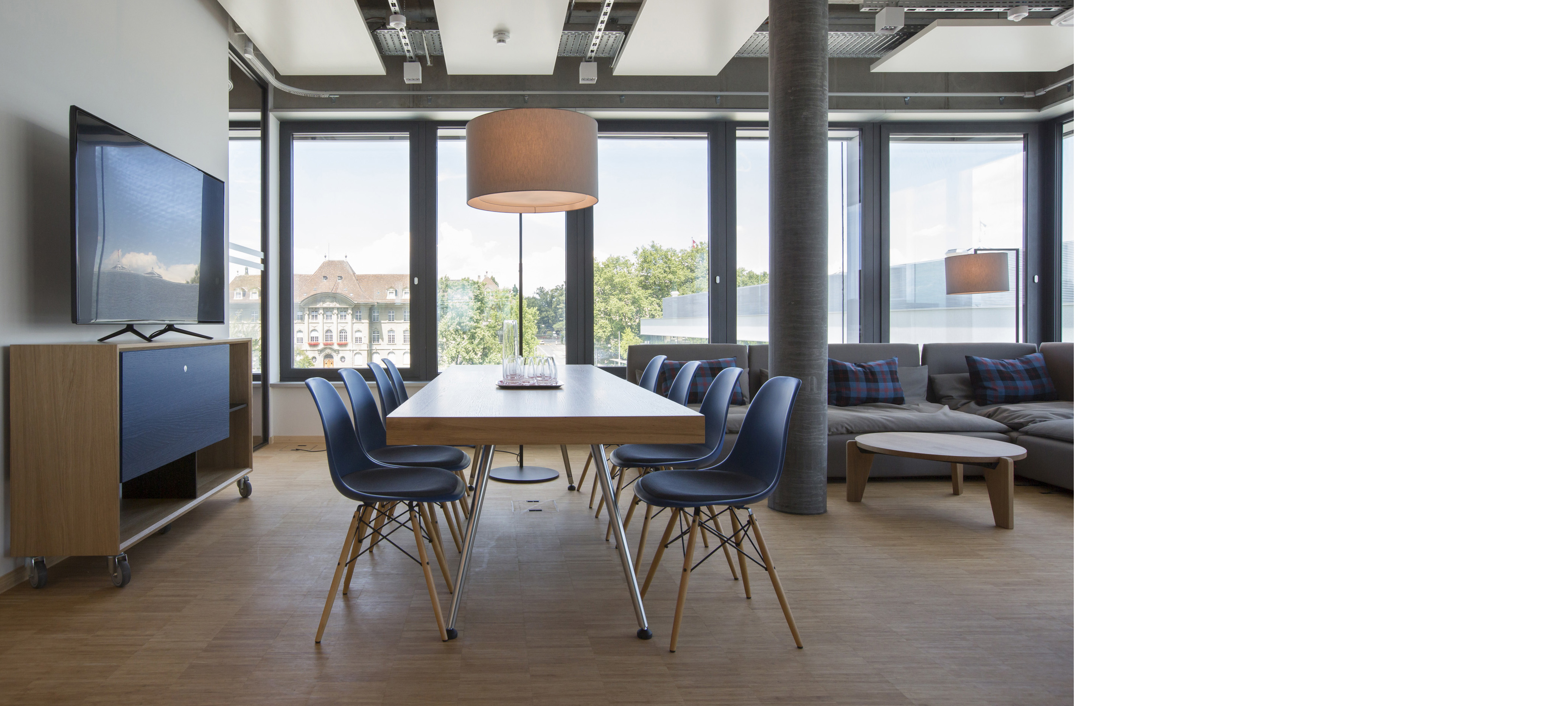 Workspace Meetingraum Welle 7 Bern